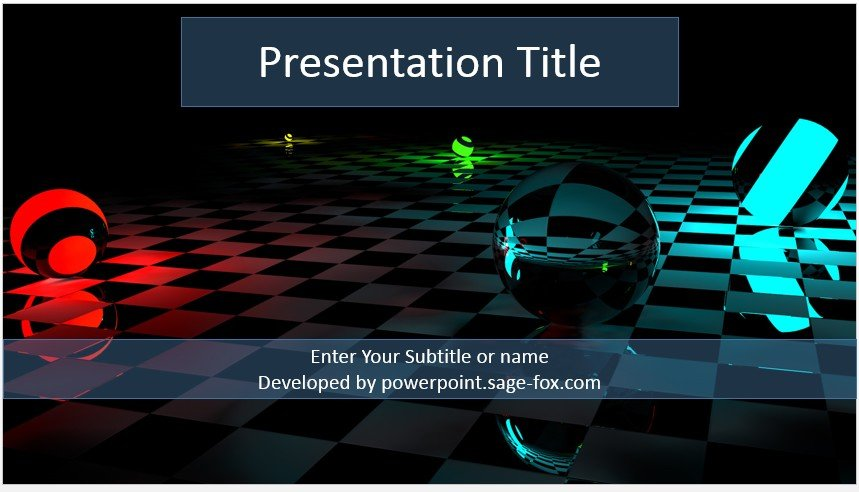 Free elegant powerpoint template 3933 sagefox powerpoint templates by james sager toneelgroepblik