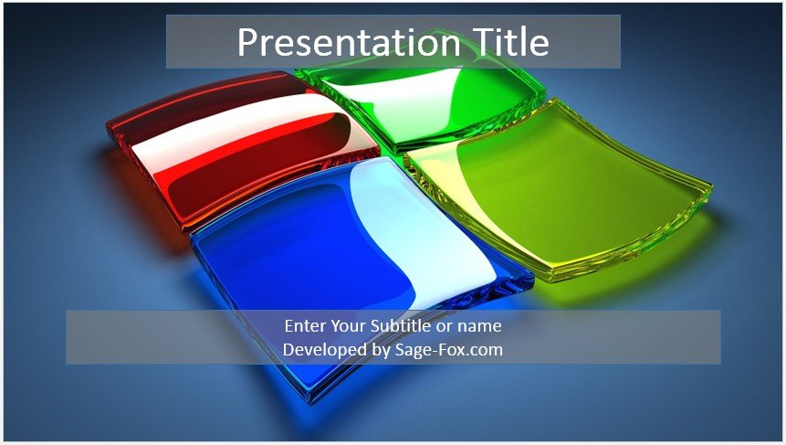 Free windows logo powerpoint template 7356 sagefox powerpoint free windows logo powerpoint template 7356 sagefox powerpoint templates toneelgroepblik Image collections
