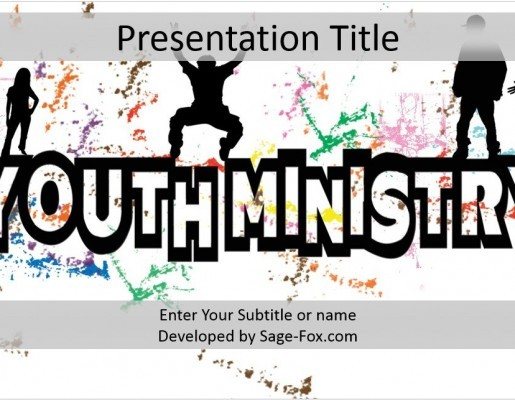 Youth powerpoint free youth powerpoint templates sagefox free youth ministry powerpoint template toneelgroepblik Image collections