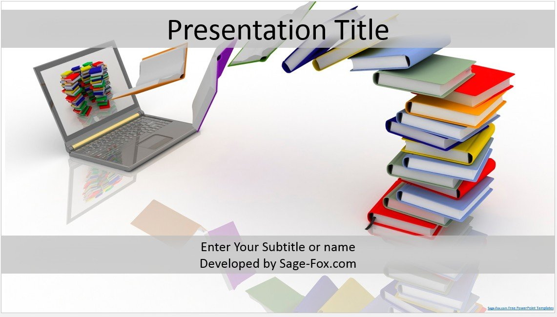 Free online learning powerpoint 4244 sagefox powerpoint templates please share this free powerpoint template toneelgroepblik Images