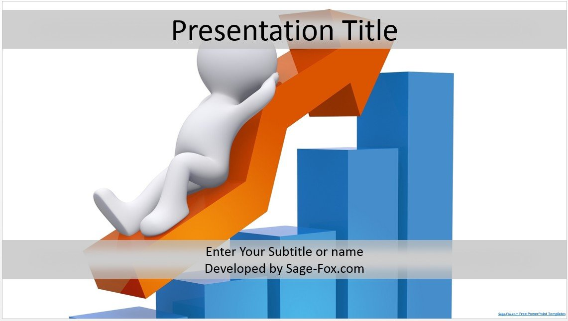 Free Increase Sales PPT #62480 | SageFox PowerPoint Templates.