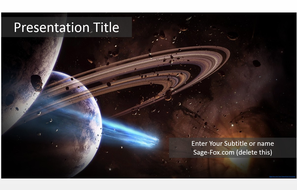 Free space powerpoint template 5544 sagefox free powerpoint by james sager toneelgroepblik Image collections