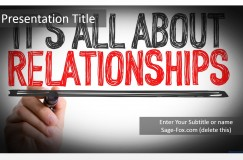 Free you and me powerpoint 101265 sagefox powerpoint templates relationships powerpoint template toneelgroepblik Gallery