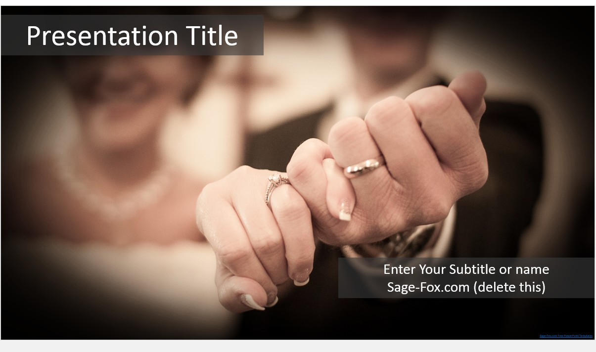 wedding powerpoint backgrounds free