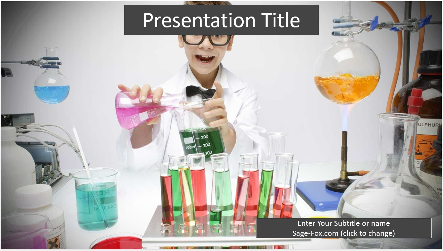 Free science kid powerpoint 6791 sagefox powerpoint templates by james sager toneelgroepblik Choice Image