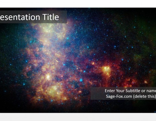 space powerpoint free space powerpoint templates 15750 free