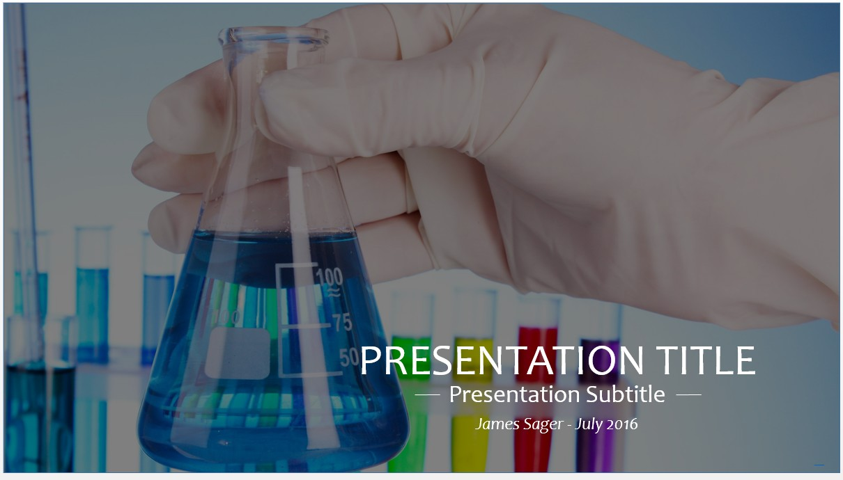 Free science powerpoint template 8814 sagefox powerpoint templates by james sager toneelgroepblik Image collections