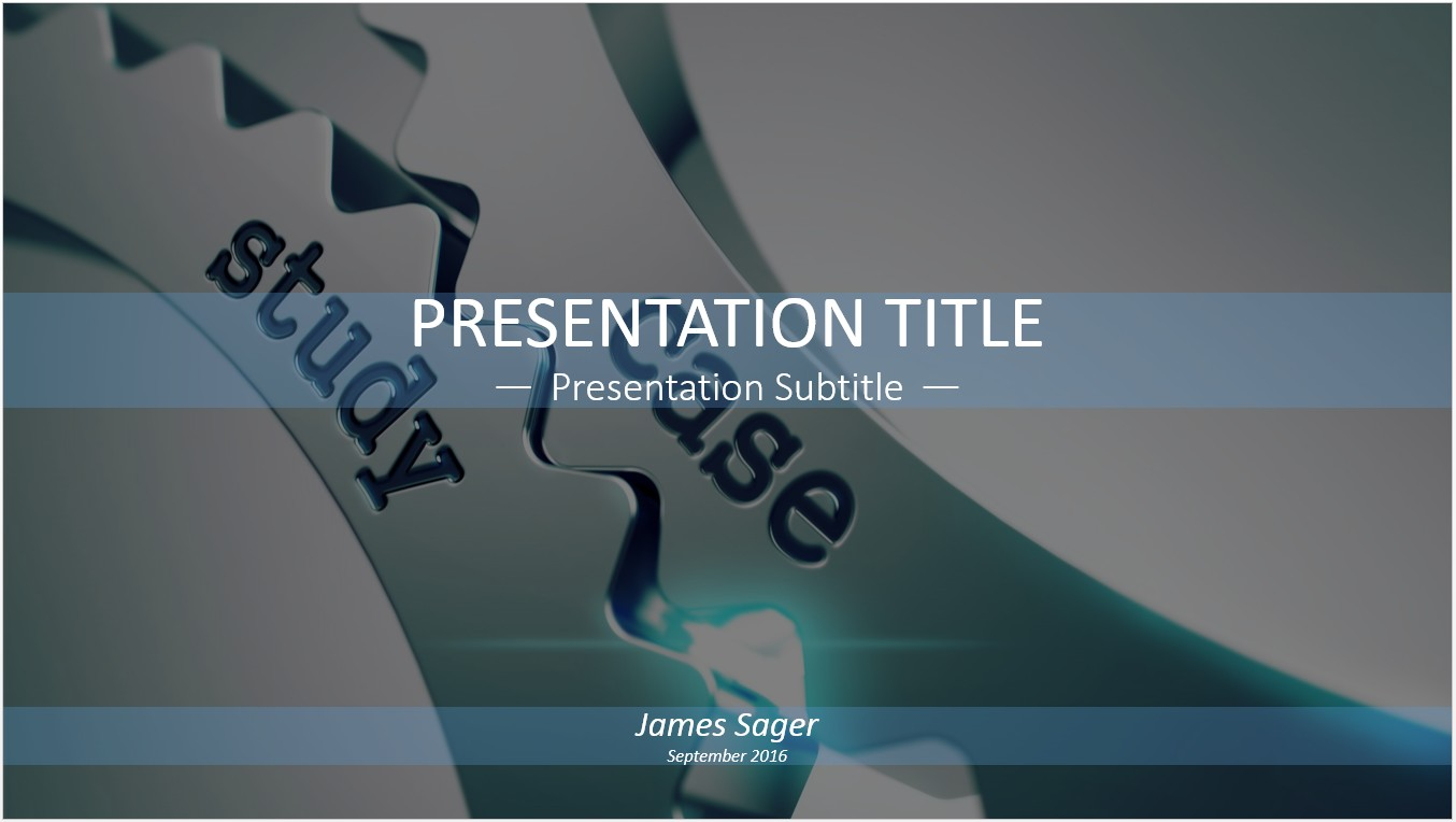 Free case study powerpoint template 11243 sagefox powerpoint by james sager toneelgroepblik Images