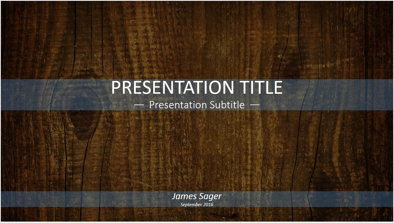 Free wood powerpoint template 11162 sagefox powerpoint templates wood powerpoint template toneelgroepblik Image collections