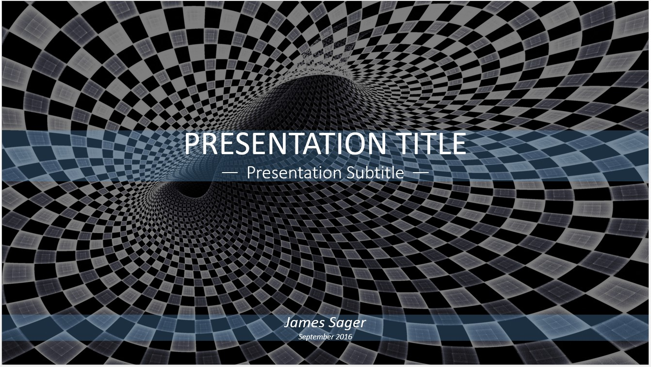 Free checkered abstract powerpoint template 11151 sagefox by james sager toneelgroepblik Choice Image