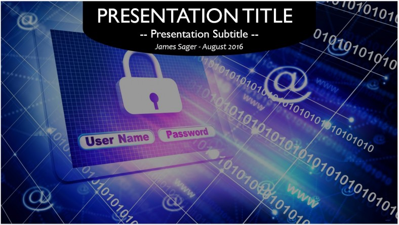 Free internet security powerpoint template 10760 sagefox free internet security powerpoint template 10760 sagefox powerpoint templates toneelgroepblik Gallery