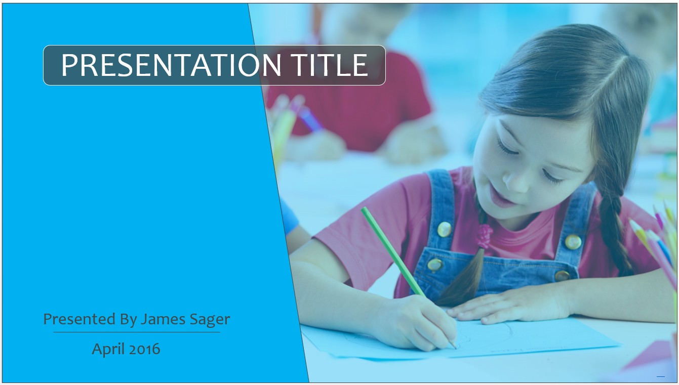 Free kids education powerpoint template 10213 sagefox powerpoint by james sager toneelgroepblik Image collections