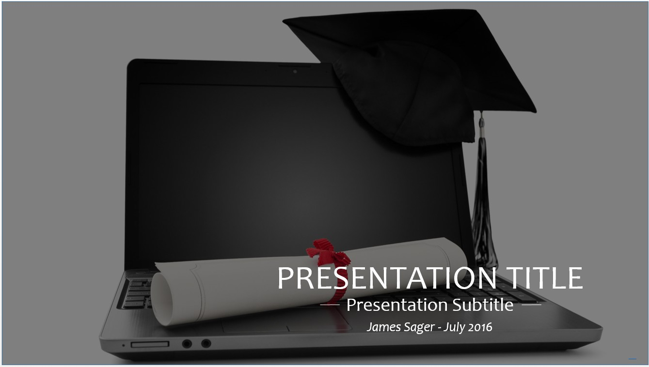 Free online education powerpoint template 10268 sagefox by james sager toneelgroepblik