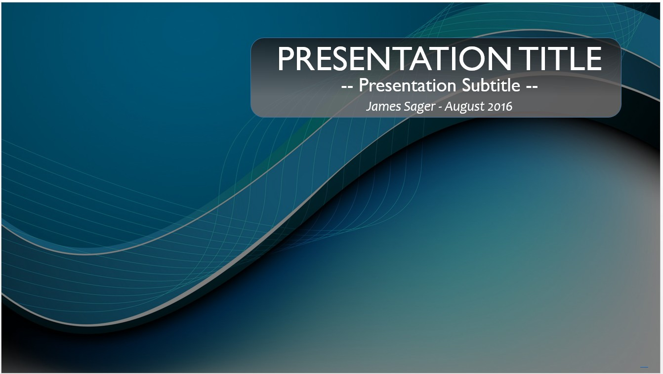 Free fractal powerpoint template 10278 sagefox powerpoint fractal powerpoint template toneelgroepblik Choice Image