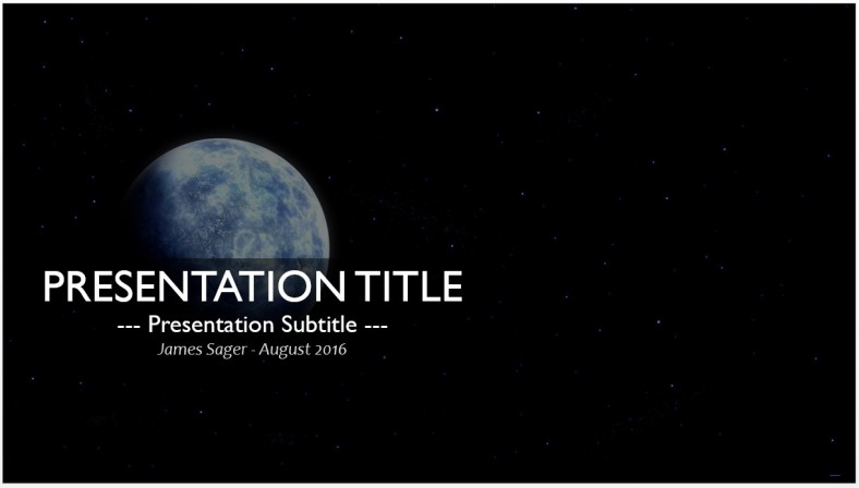 free space powerpoint template 10715 sagefox free powerpoint