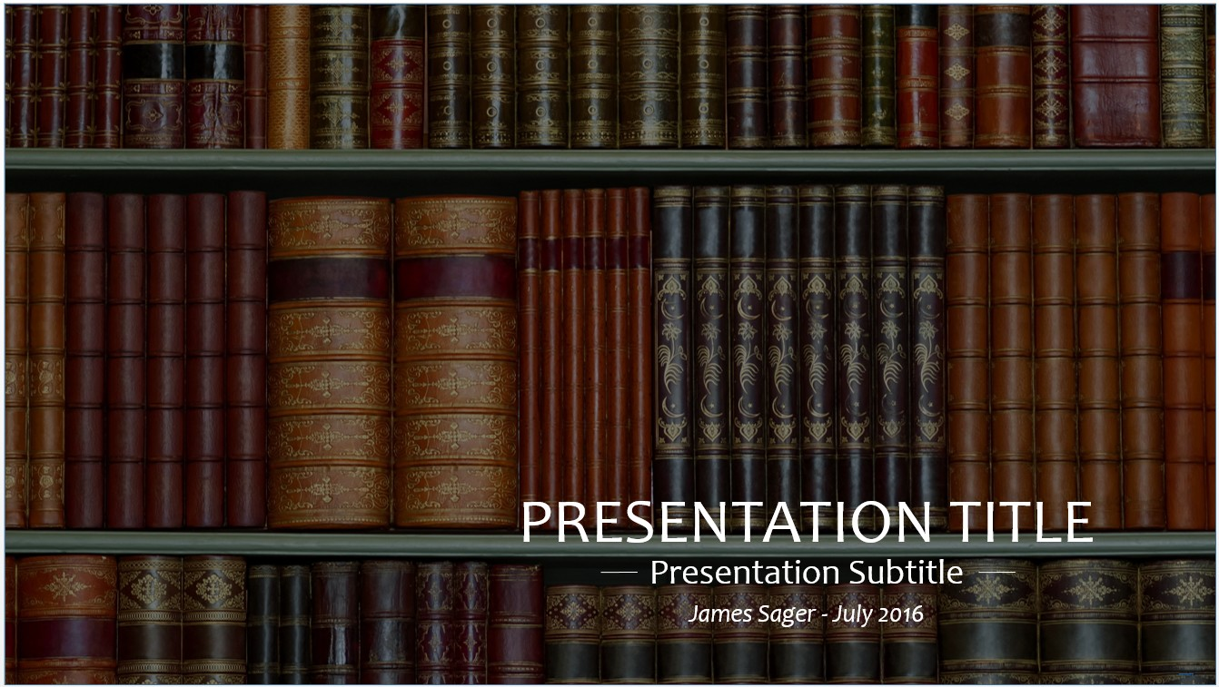 Free books powerpoint template 10379 sagefox free powerpoint by james sager toneelgroepblik