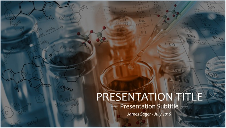 free science lab powerpoint template 10424 sagefox free
