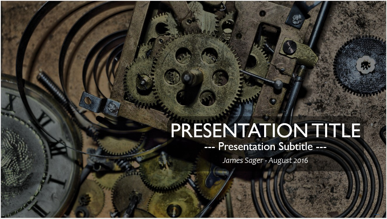 Free gears powerpoint template 10439 sagefox powerpoint templates by james sager toneelgroepblik Choice Image