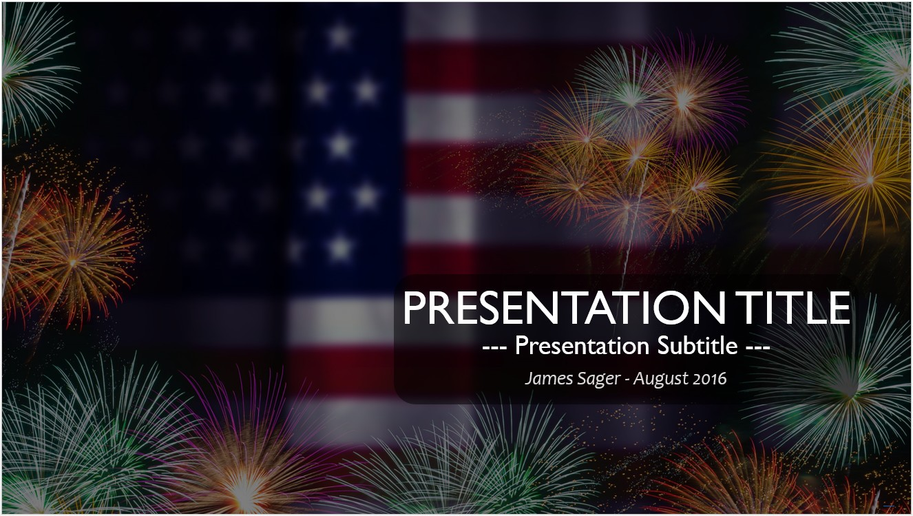 Free independence day powerpoint template 10344 sagefox please share this free powerpoint template toneelgroepblik Choice Image