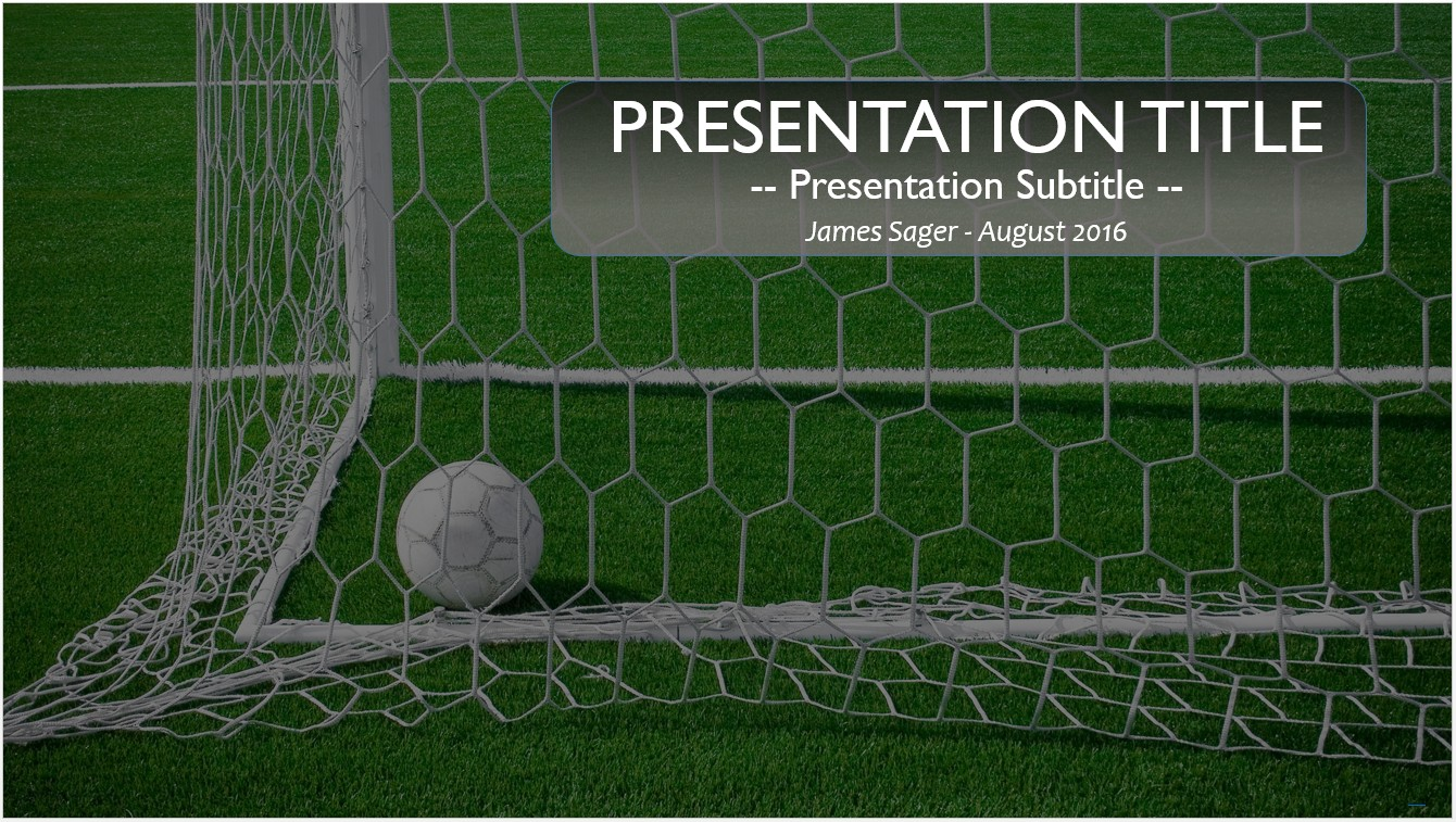 Free soccer powerpoint template 10308 sagefox powerpoint templates by james sager toneelgroepblik Images