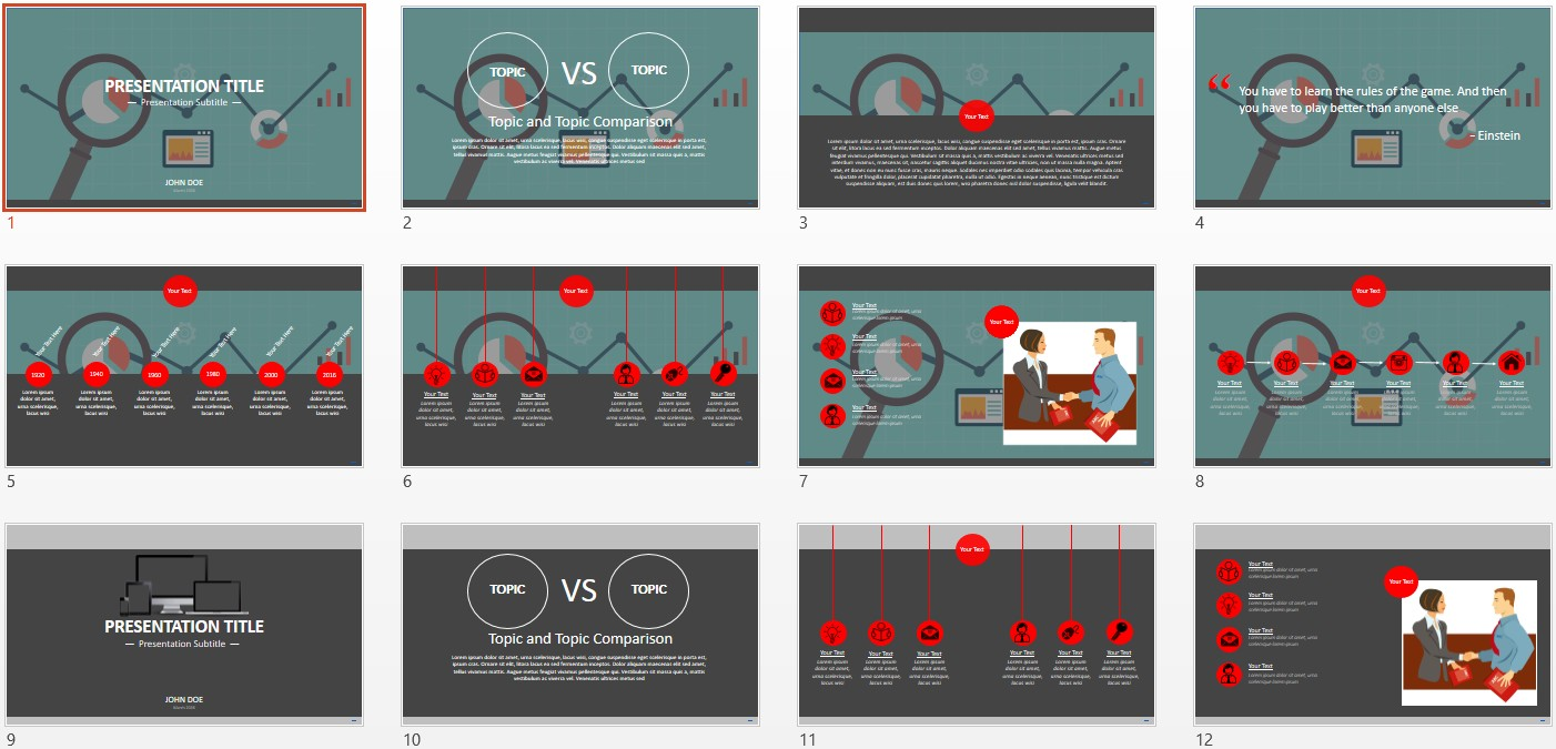 Free analytics powerpoint 7270 sagefox free powerpoint templates by james sager toneelgroepblik Image collections