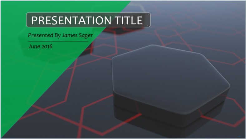 Free 3d Powerpoint Template 8501 Sagefox Powerpoint Templates