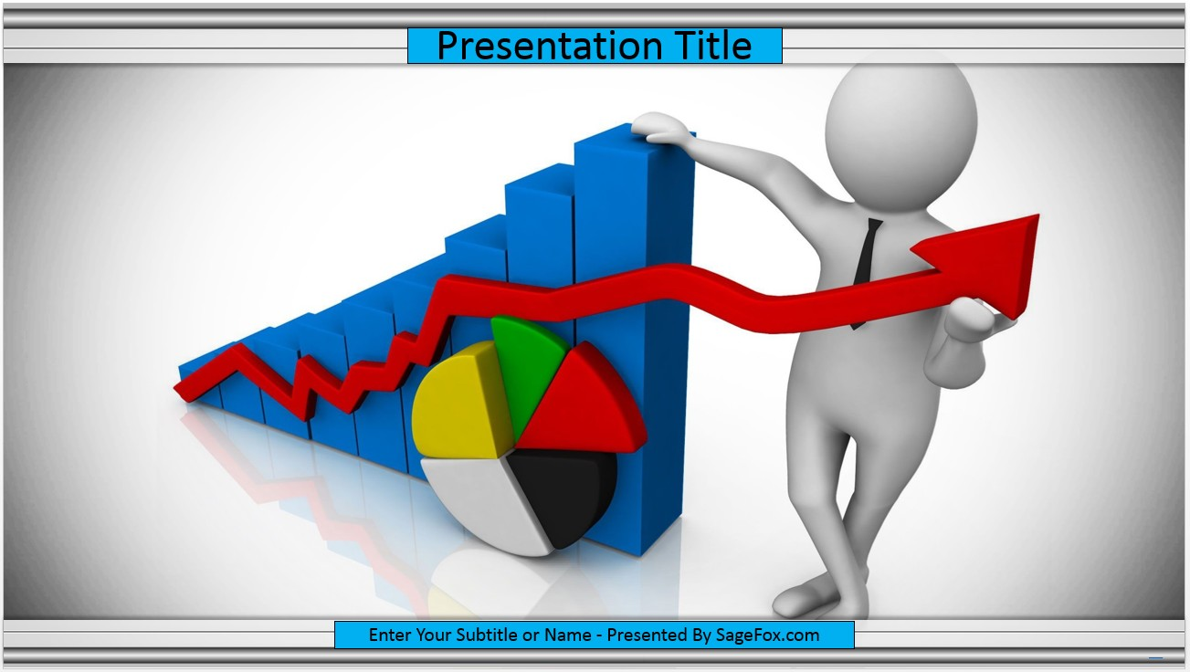 Free 3d graph powerpoint template 9622 sagefox powerpoint templates by james sager toneelgroepblik Image collections