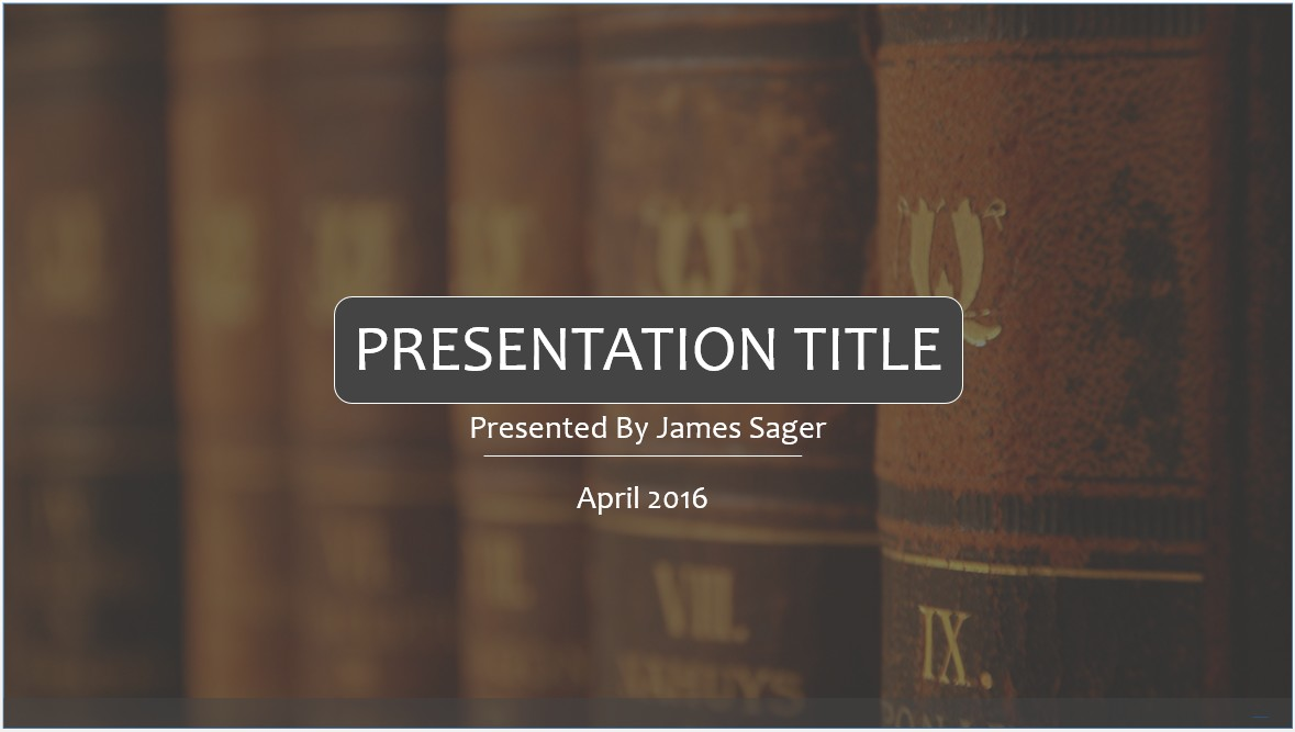 Free old books powerpoint template 8014 sagefox powerpoint please share this free powerpoint template toneelgroepblik Images
