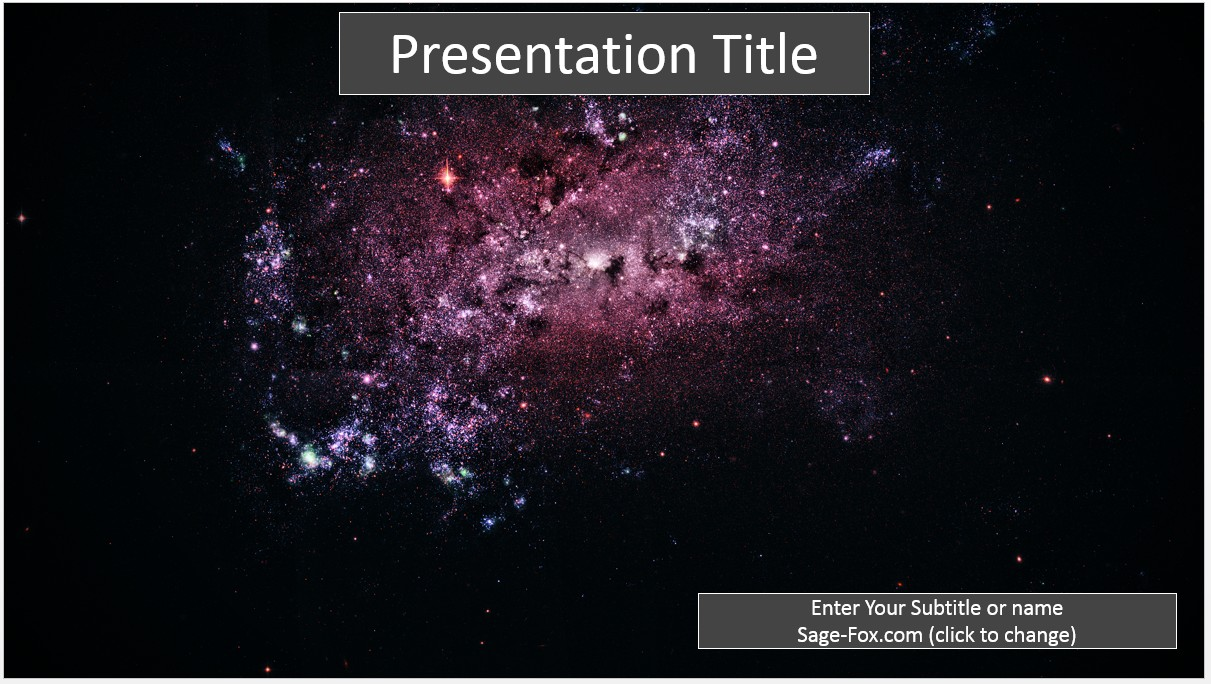 Free space powerpoint template 7824 sagefox powerpoint templates by james sager toneelgroepblik