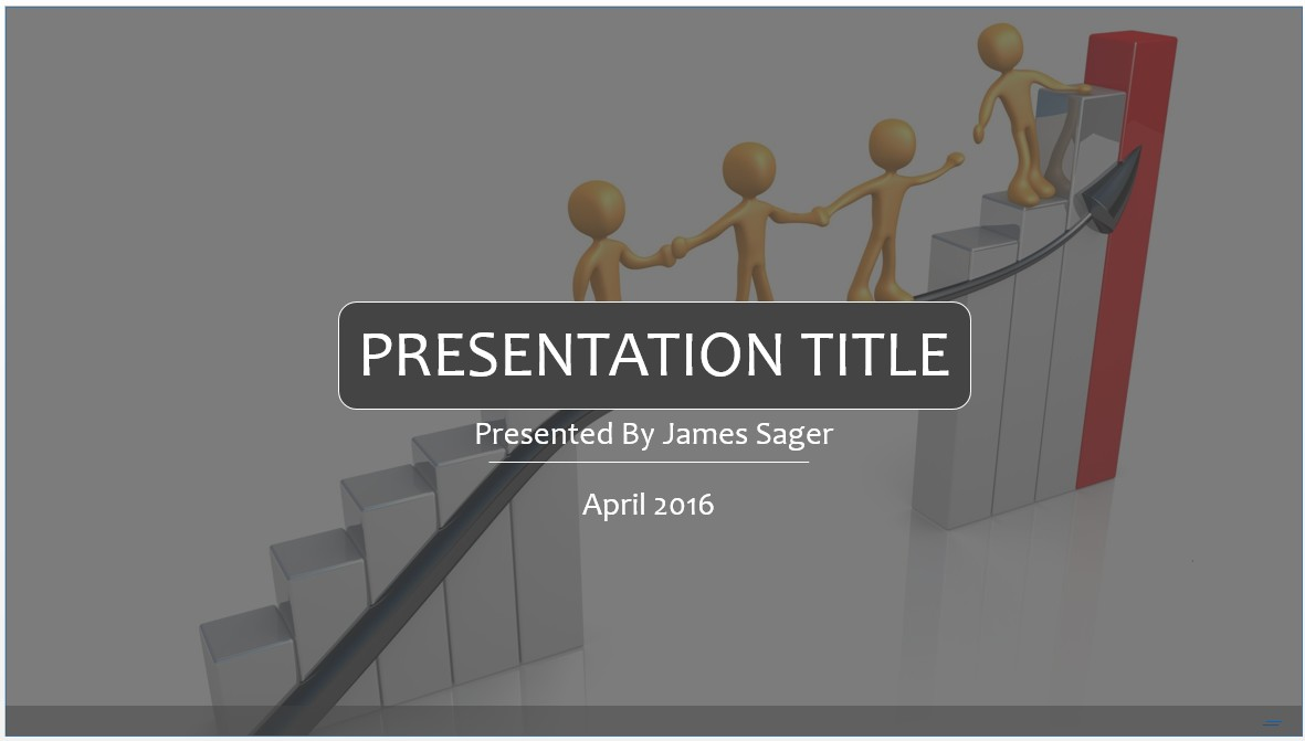 Free bridge to success powerpoint template 7844 sagefox by james sager alramifo Gallery