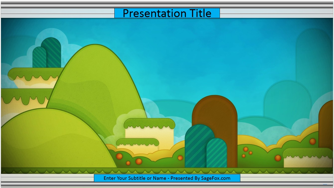 Game powerpoint template geccetackletarts game powerpoint template toneelgroepblik