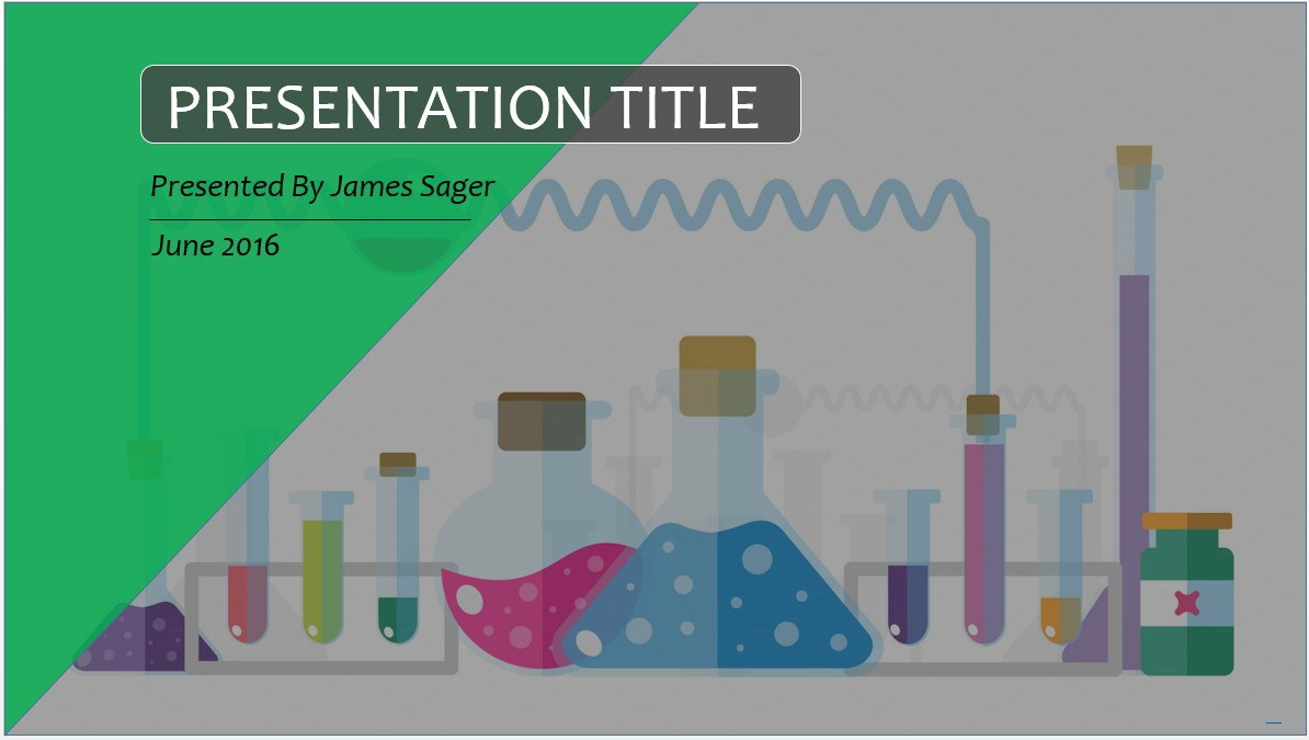 Free science cartoon powerpoint template 9110 sagefox powerpoint by james sager toneelgroepblik Choice Image
