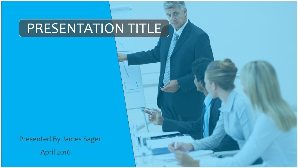 Free business presentation powerpoint template 9211 sagefox please share this free powerpoint template alramifo Image collections