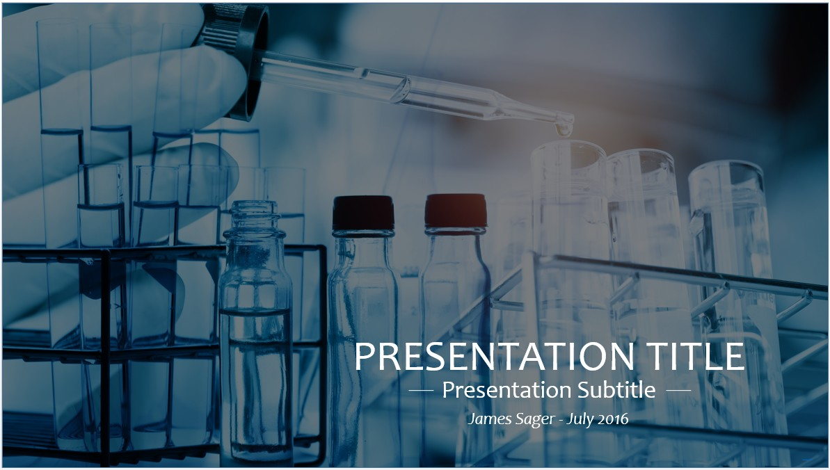 Free science lab powerpoint template 9246 sagefox powerpoint by james sager toneelgroepblik Choice Image