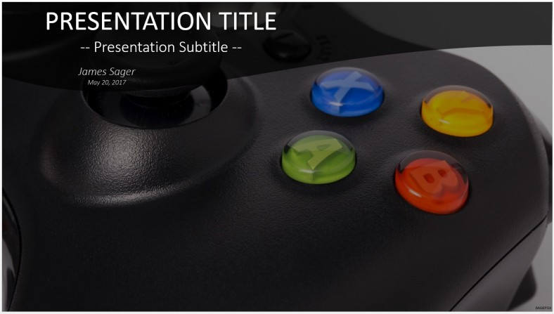 Free video game controller powerpoint 18590 sagefox free free video game controller powerpoint 18590 sagefox free powerpoint templates toneelgroepblik Choice Image