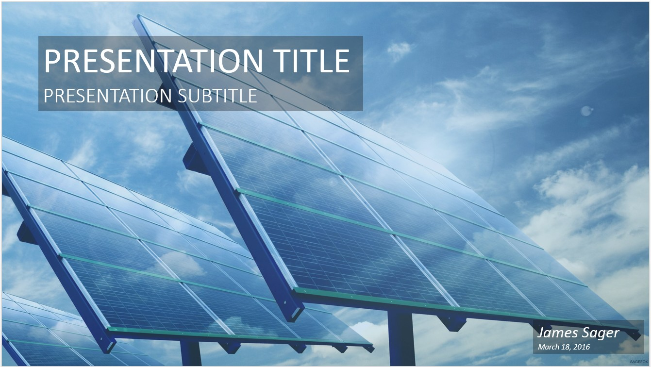 Free green energy powerpoint 18690 sagefox powerpoint templates by james sager toneelgroepblik Choice Image
