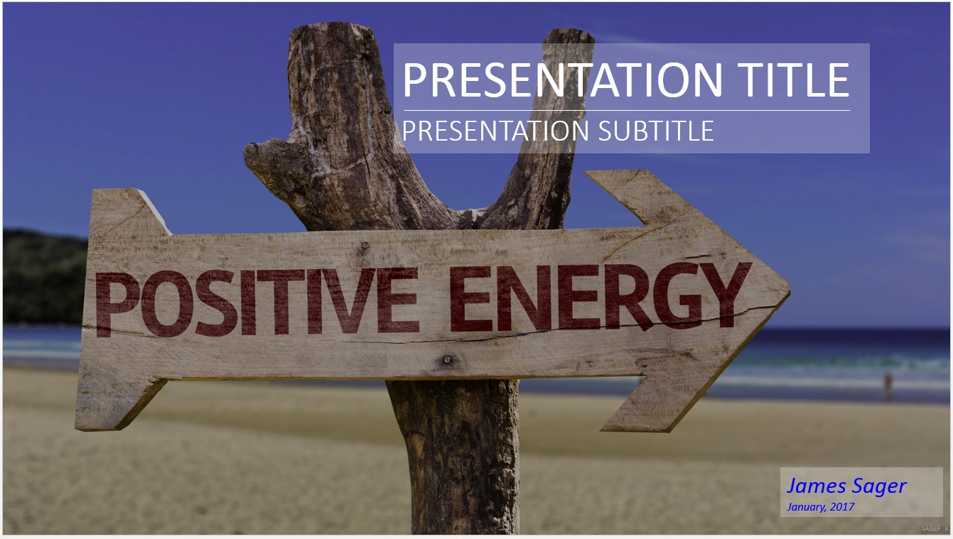 Free positive energy powerpoint 19266 sagefox free powerpoint by james sager toneelgroepblik Image collections