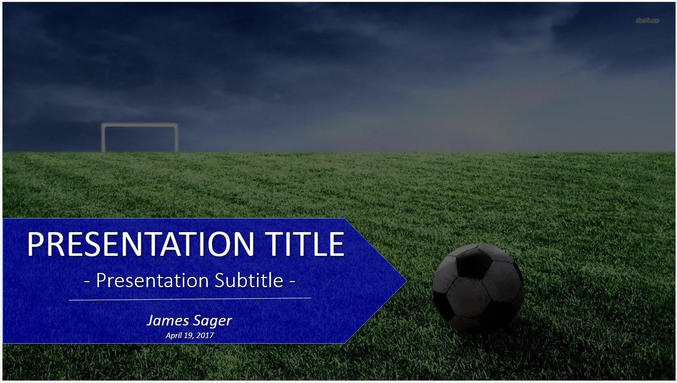 Free soccer powerpoint template choice image templates example free soccer powerpoint 17023 sagefox powerpoint templates alramifo choice image toneelgroepblik Choice Image