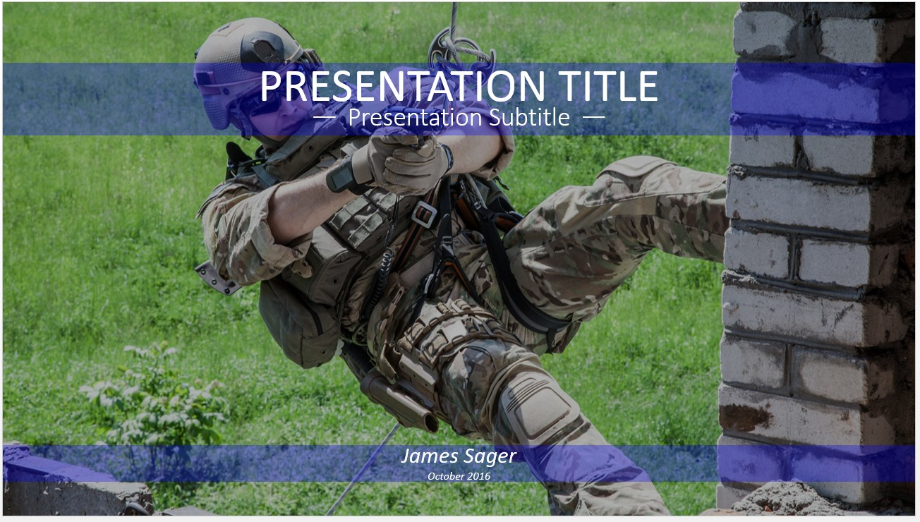 Free military powerpoint 12543 sagefox powerpoint templates by james sager toneelgroepblik Image collections
