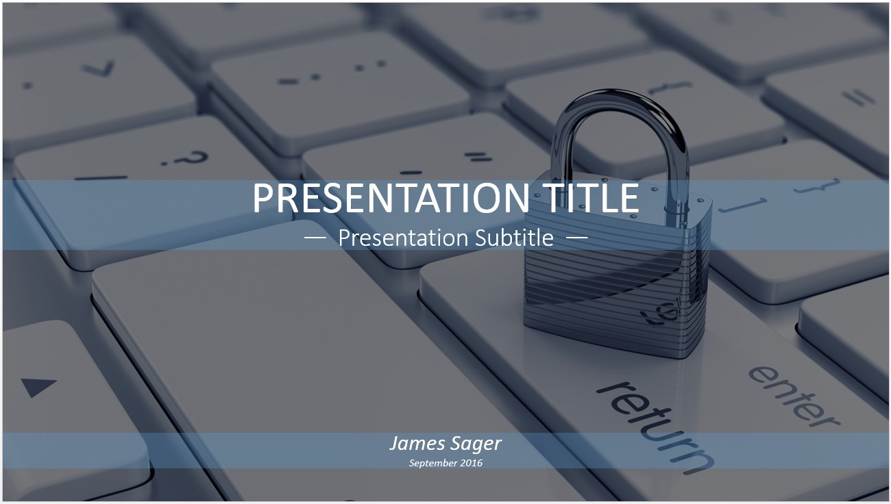Information security ppt template free information security free computer security powerpoint 12842 sagefox information security ppt template free toneelgroepblik Choice Image