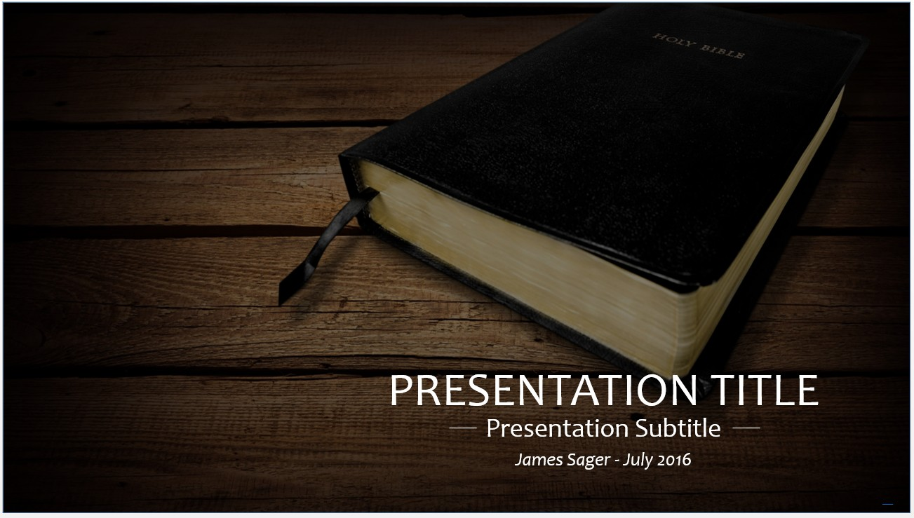 Free bible powerpoint 12306 sagefox powerpoint templates by james sager toneelgroepblik Choice Image