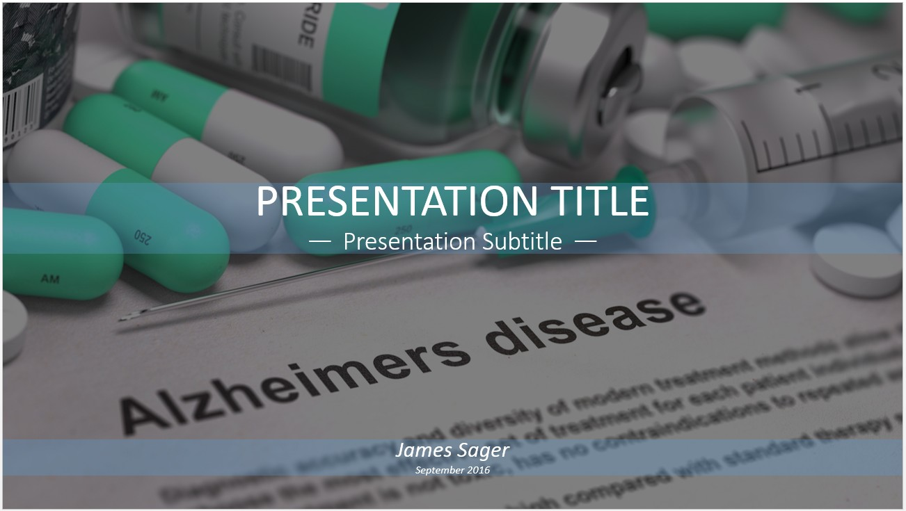 Excellent pharmaceutical powerpoint templates ideas professional free alzheimers powerpoint 12437 sagefox powerpoint templates alramifo Images