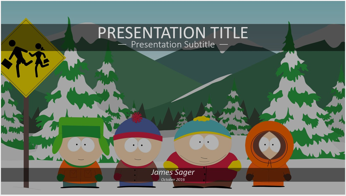 Free south park powerpoint 14704 sagefox powerpoint templates south park powerpoint toneelgroepblik Image collections