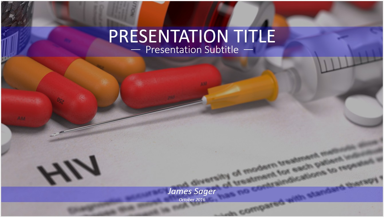 Free hiv powerpoint 15712 sagefox powerpoint templates by james sager toneelgroepblik Images