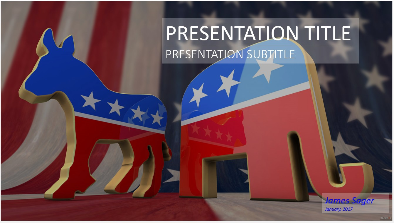 Free political powerpoint 16238 sagefox free powerpoint templates by james sager toneelgroepblik Images