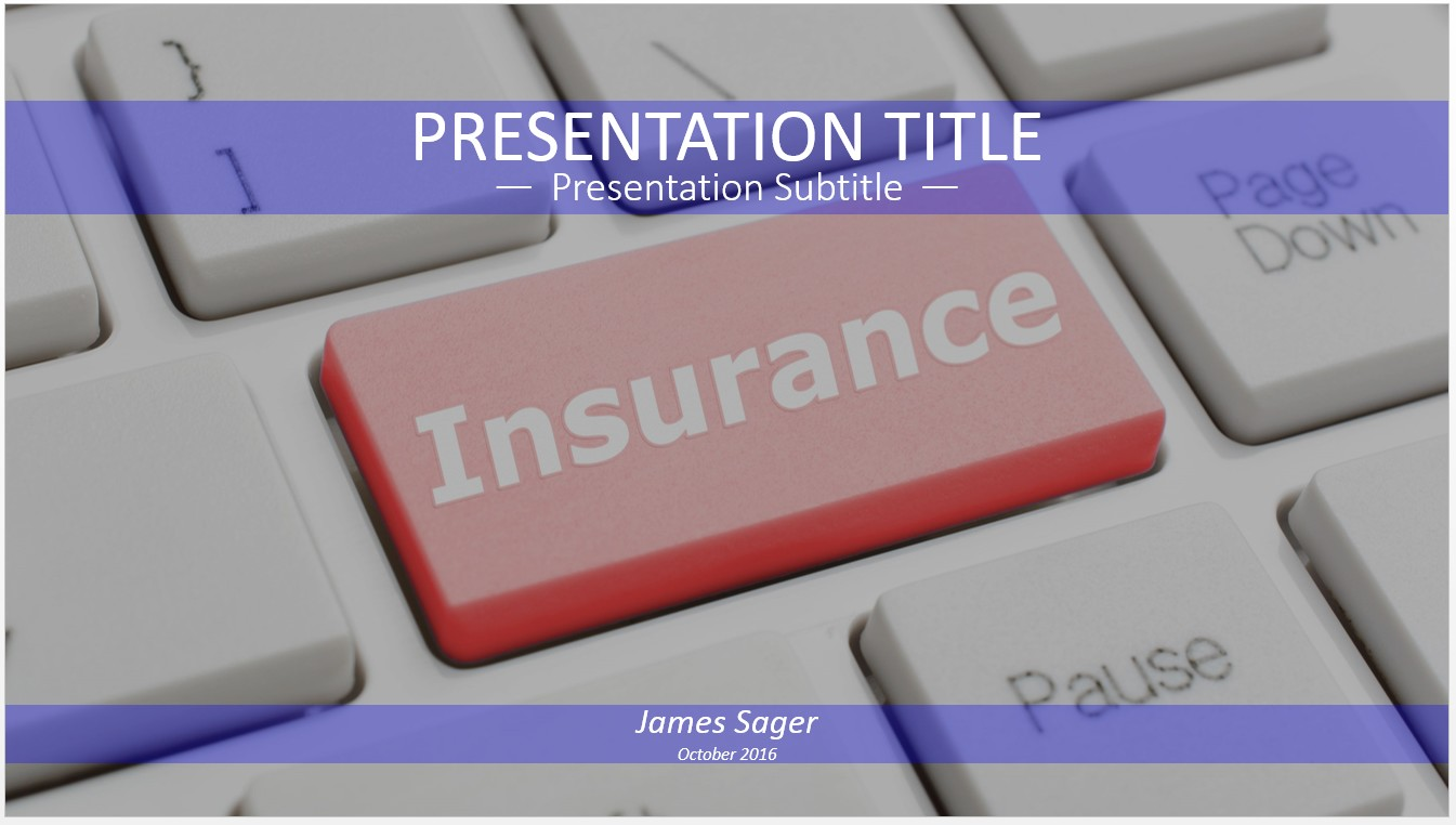 insurance ppt templates free  Insurance Ppt Templates Free Insurance Powerpoint Template Slidemodel