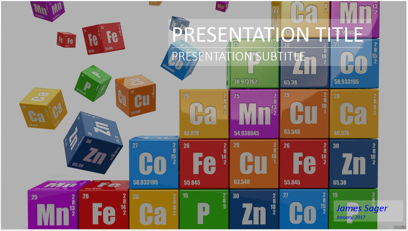 Free periodic table powerpoint 17734 sagefox powerpoint templates by james sager urtaz Choice Image