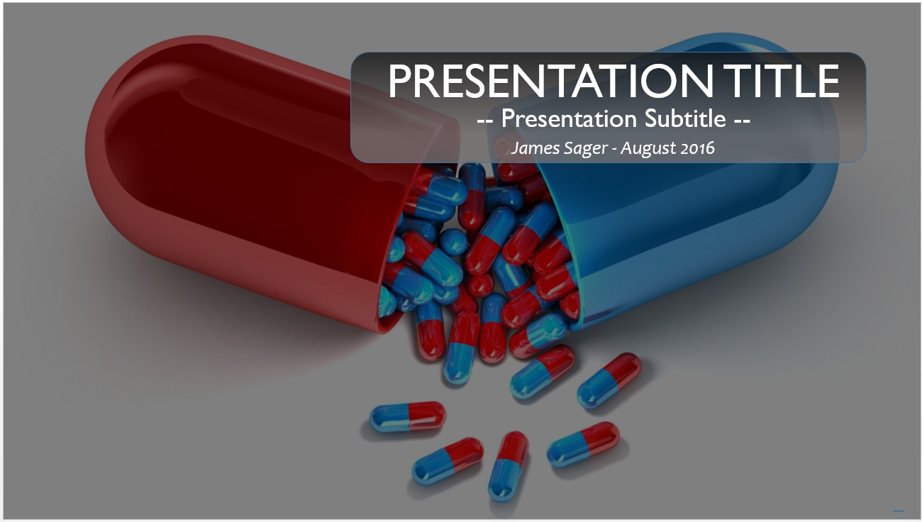 Free medication powerpoint 12711 sagefox powerpoint templates by james sager alramifo Image collections