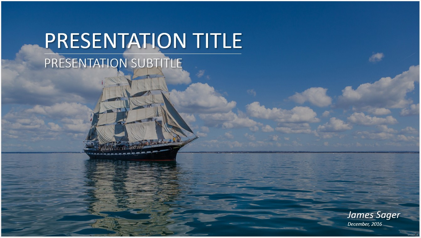 Free ship powerpoint 16930 sagefox powerpoint templates ship powerpoint toneelgroepblik Images