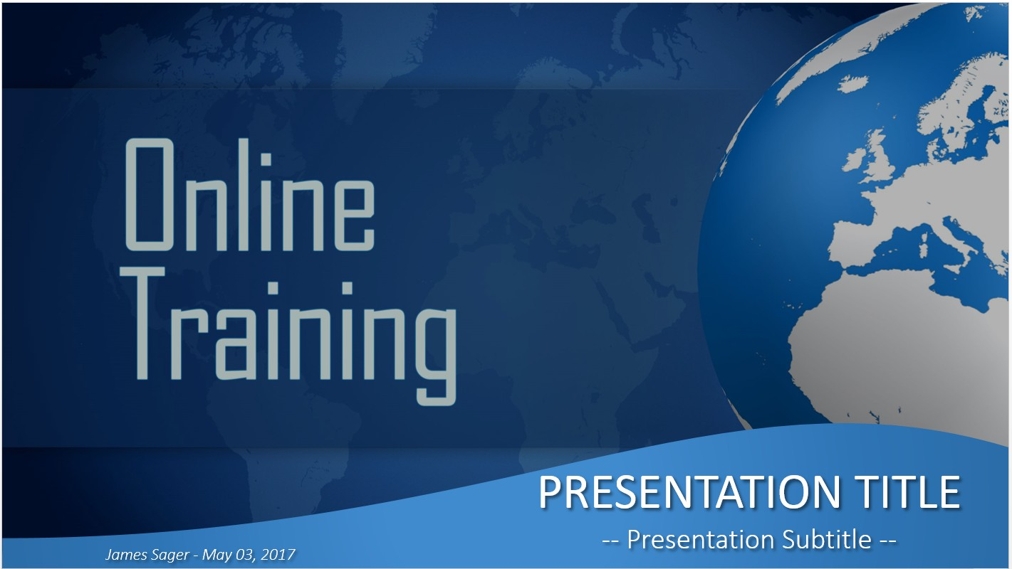 online course ppt 3-online-training-powerpoint-templates2png put together a few free ppt  templates to make your training more memorable  slant-designs-ppt-template png.